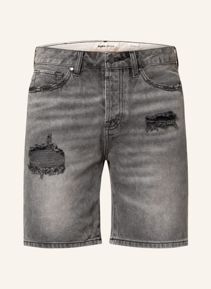 tigha Jeans-Shorts LEY Loose Fit , Farbe: 733 mid grey (Bild 1)