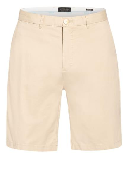 SCOTCH & SODA Chino-Shorts STUART Regular Slim Fit, Farbe: BEIGE (Bild 1)