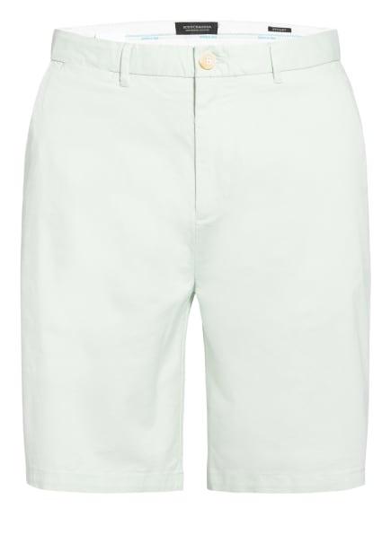 SCOTCH & SODA Chino-Shorts STUART Regular Slim Fit, Farbe: HELLGRÜN (Bild 1)