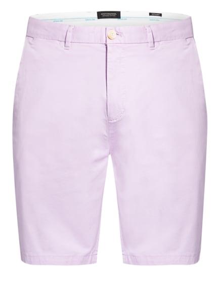 SCOTCH & SODA Chino-Shorts STUART Regular Slim Fit, Farbe: HELLLILA (Bild 1)
