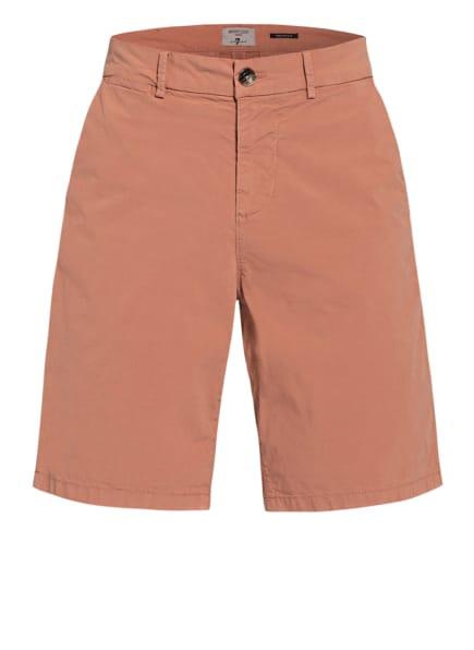 7 for all mankind Chino-Shorts SLIMMY Regular Slim Fit, Farbe: HELLORANGE (Bild 1)
