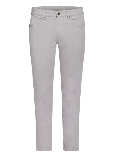 BALDESSARINI Hose Slim Fit, Farbe: HELLGRAU/ GRAU (Bild 1)