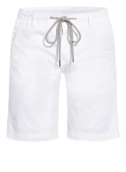 BALDESSARINI Chino-Shorts JAMIE Loose Fit, Farbe: WEISS (Bild 1)