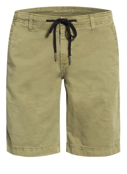 BALDESSARINI Chino-Shorts JAMIE Loose Fit, Farbe: KHAKI (Bild 1)