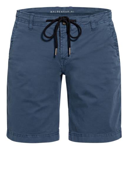 BALDESSARINI Chino-Shorts JAMIE Loose Fit, Farbe: BLAU (Bild 1)
