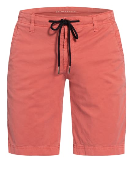 BALDESSARINI Chino-Shorts JAMIE Loose Fit, Farbe: HELLROT (Bild 1)