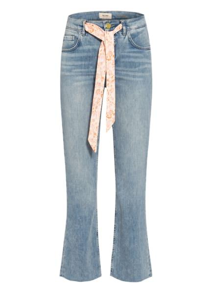 MOS MOSH Jeans-Culotte SIMONE SWIFT, Farbe: 406 LIGHT BLUE (Bild 1)