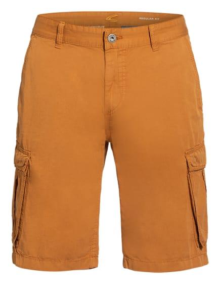 camel active Cargo-Shorts HOUSTON Regular Fit, Farbe: COGNAC (Bild 1)
