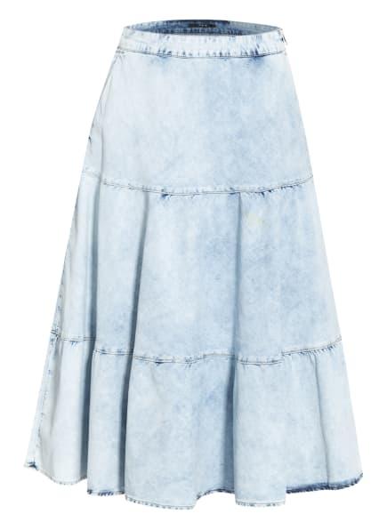 SET Jeansrock, Farbe: 5100 LT BLUE DENIM (Bild 1)