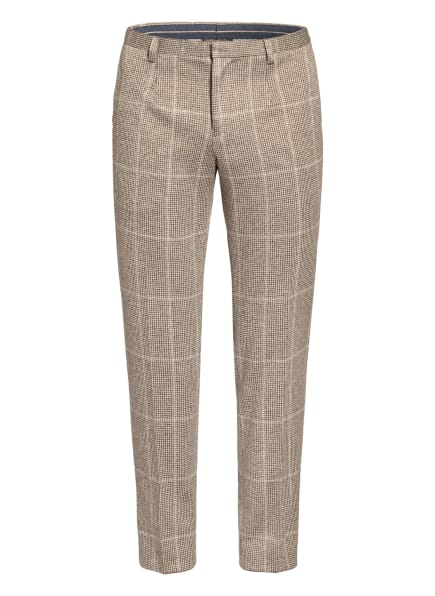 PAUL Anzughose Slim Fit, Farbe: 260 BRAUN (Bild 1)