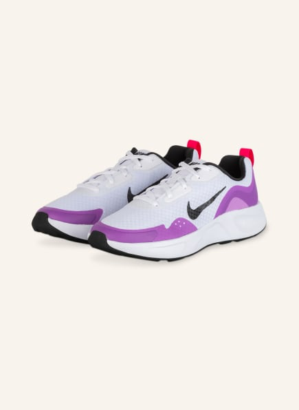 Nike Sneaker WEAR ALL DAY, Farbe: WEISS/ LILA (Bild 1)
