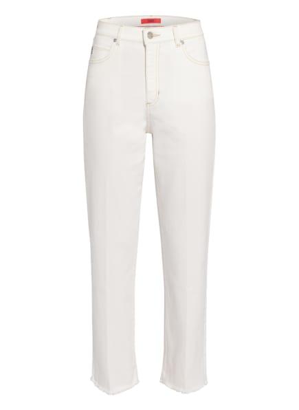 HUGO 7/8-Jeans GAYANG , Farbe: ECRU (Bild 1)