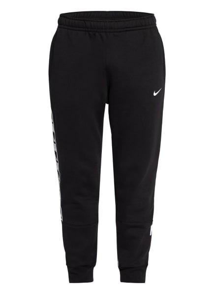 Nike Sweatpants SPORTSWEAR REPEAT mit Galonstreifen, Farbe: SCHWARZ (Bild 1)