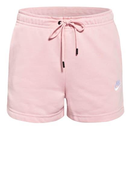 Nike Sweatshorts SPORTSWEAR ESSENTIAL, Farbe: ROSA (Bild 1)