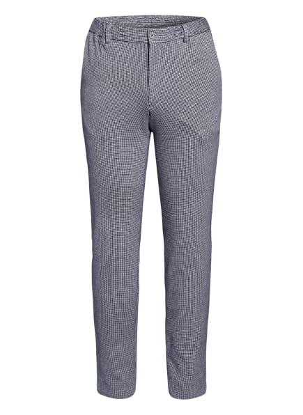 PAUL Anzughose Extra Slim Fit aus Jersey, Farbe: WEISS/ DUNKELBLAU (Bild 1)
