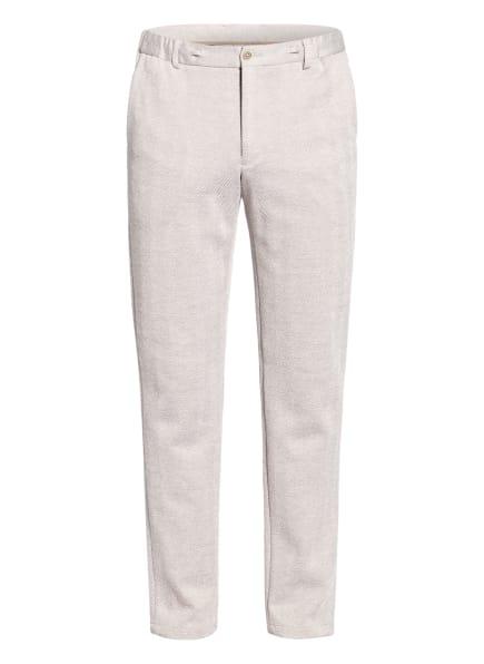 PAUL Anzughose Extra Slim Fit aus Jersey, Farbe: WEISS/ HELLGRAU (Bild 1)