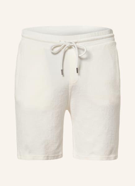 Juvia Frottee-Shorts, Farbe: ECRU (Bild 1)