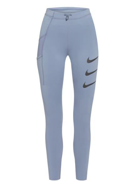 Nike 7/8-Tights EPIC LUXE RUN DIVISION, Farbe: HELLBLAU (Bild 1)
