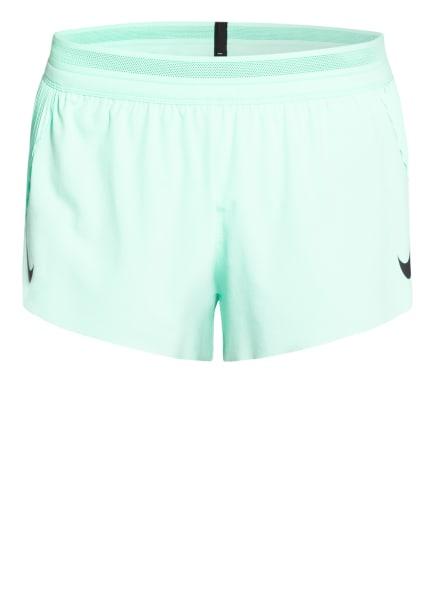 Nike Laufshorts AEROSWIFT, Farbe: HELLGRÜN (Bild 1)