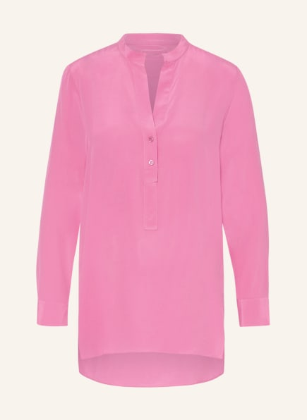 Jadicted Blusenshirt aus Seide, Farbe: PINK (Bild 1)