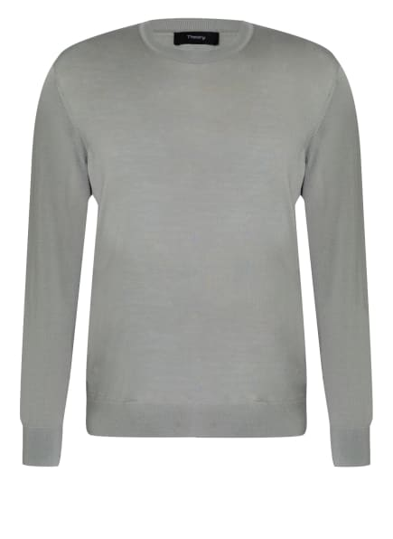 Theory Pullover, Farbe: GRAU (Bild 1)