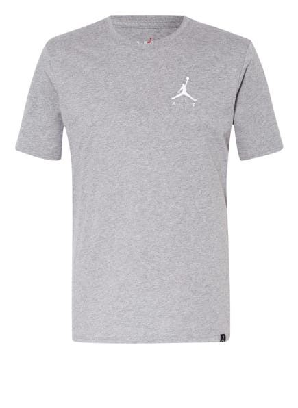 JORDAN T-Shirt JUMPMAN AIR, Farbe: GRAU (Bild 1)