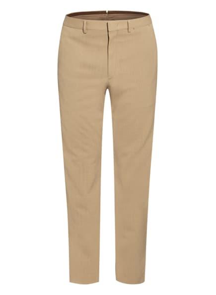 CARUSO Anzughose Slim Fit, Farbe: BEIGE (Bild 1)