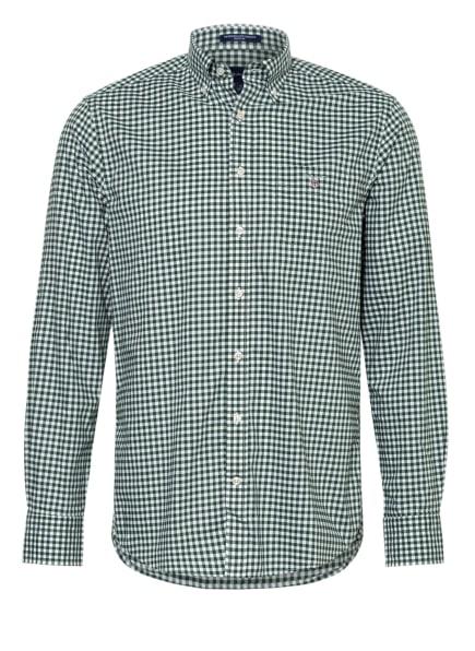 GANT Hemd Regular Fit, Farbe: WEISS/ GRÜN (Bild 1)