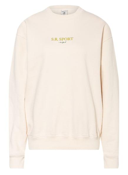 SPORTY & RICH Sweatshirt, Farbe: CREME (Bild 1)