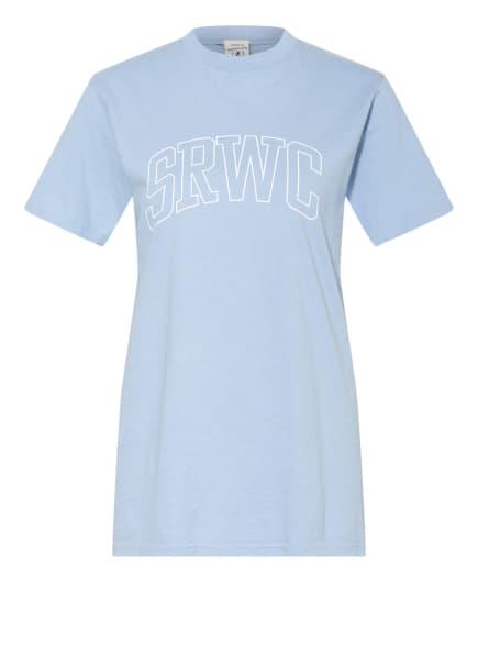 SPORTY & RICH T-Shirt , Farbe: HELLBLAU (Bild 1)