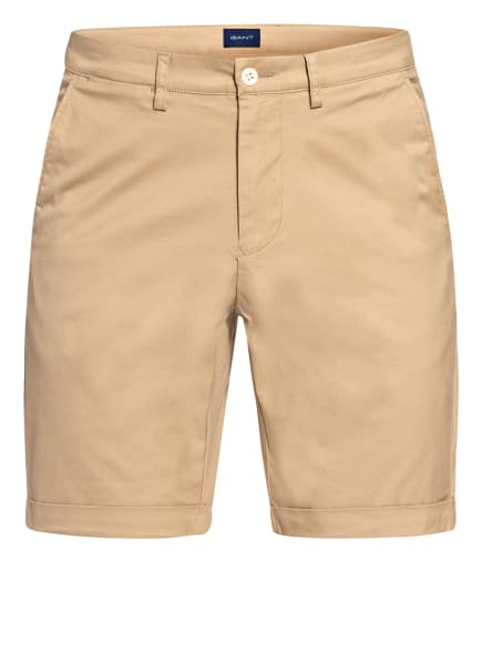GANT Chino-Shorts, Farbe: BEIGE (Bild 1)