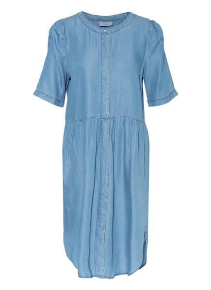 FREEQUENT Kleid FQROSIE in Jeansoptik, Farbe: HELLBLAU (Bild 1)