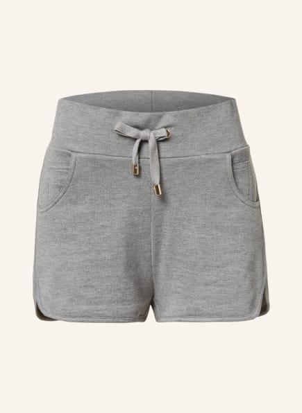 BALMAIN Sweatshorts, Farbe: GRAU (Bild 1)