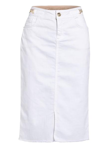 MOS MOSH Jeansrock SELMA, Farbe: 101 WHITE (Bild 1)