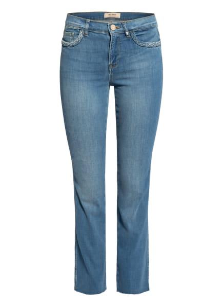 MOS MOSH Straight Jeans ASHELY, Farbe: 401  blue (Bild 1)