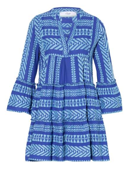 Devotion Kleid ELLA, Farbe: HELLBLAU/ BLAU (Bild 1)