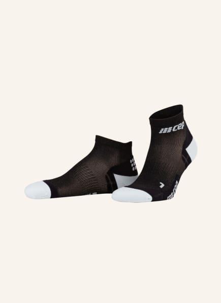 cep Trekking-Socken COMPRESSION LIGHT , Farbe: SCHWARZ/ HELLGRAU (Bild 1)