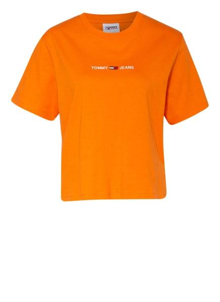 TOMMY JEANS T-Shirt, Farbe: ORANGE (Bild 1)