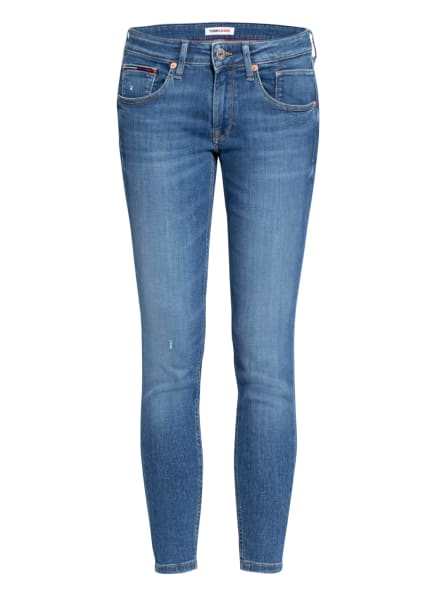 TOMMY JEANS 7/8-Jeans SCARLETT, Farbe: 1A5 Denim Medium (Bild 1)