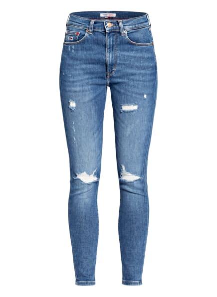 TOMMY JEANS Destroyed Jeans SYLVIA, Farbe: 1AB Denim Light (Bild 1)