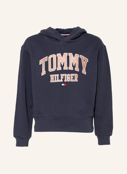 TOMMY HILFIGER Hoodie, Farbe: DUNKELBLAU (Bild 1)