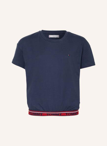 TOMMY HILFIGER T-Shirt, Farbe: DUNKELBLAU (Bild 1)