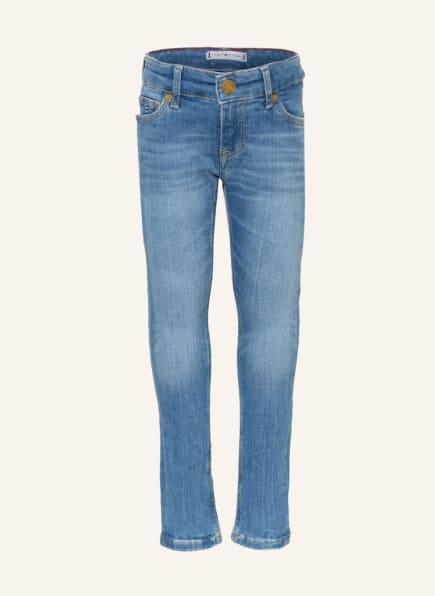 TOMMY HILFIGER Jeans NORA Skinny Fit, Farbe: HELLBLAU (Bild 1)