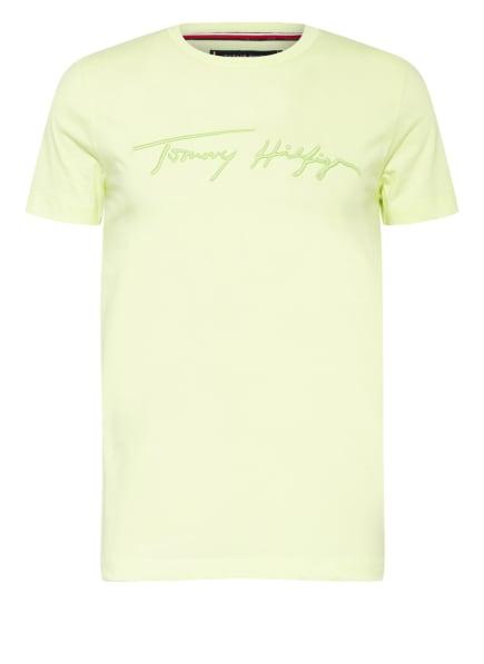 TOMMY HILFIGER T-Shirt , Farbe: HELLGRÜN (Bild 1)