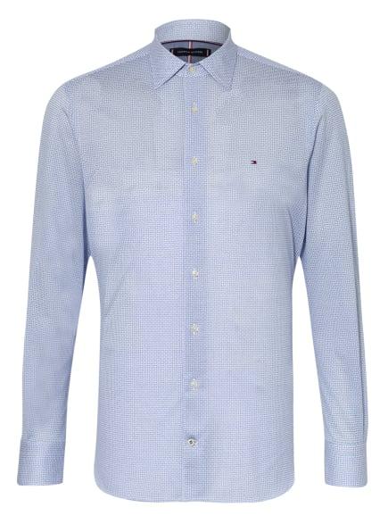 TOMMY HILFIGER Hemd Regular Fit, Farbe: BLAU/ WEISS (Bild 1)