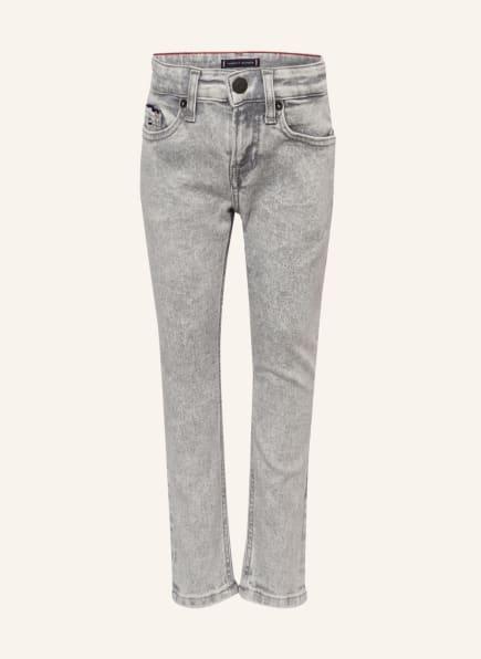TOMMY HILFIGER Jeans SCANTON Slim Fit , Farbe: HELLGRAU (Bild 1)