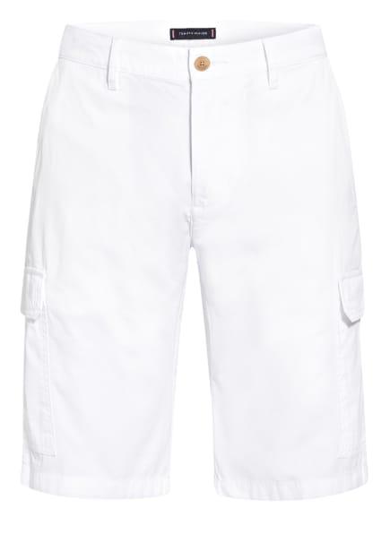 TOMMY HILFIGER Cargo-Shorts JOHN, Farbe: WEISS (Bild 1)