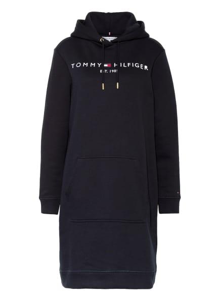 TOMMY HILFIGER Hoodie-Kleid , Farbe: DUNKELBLAU (Bild 1)