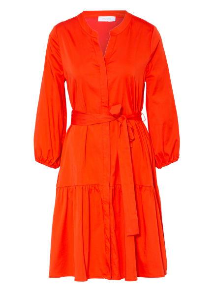 darling harbour Kleid mit 3/4-Arm, Farbe: ROT (Bild 1)