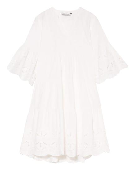 summum woman Kleid mit Lochspitze , Farbe: WEISS (Bild 1)